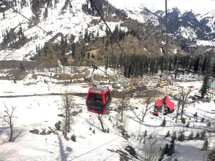 adventure in Himachal