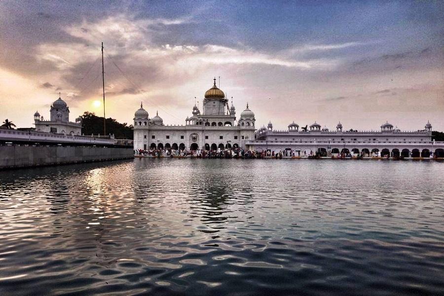 Gurudwara Sahib Shri dukhniwaran sahib