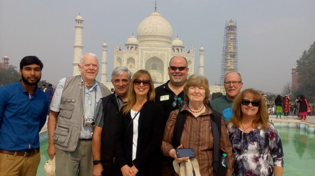 Polio Immunization Tour with Australian Rotary members