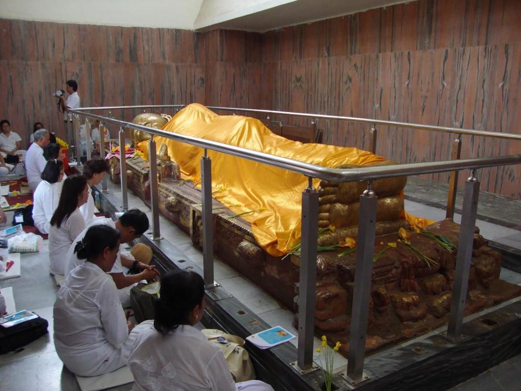 buddhist destination kushinagar