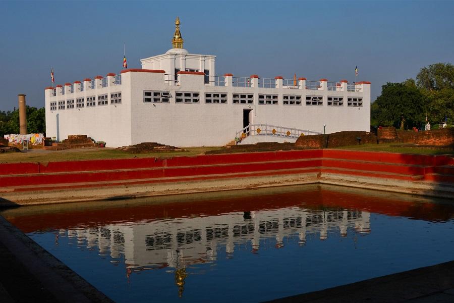 buddhist tour - Birthplace of buddha