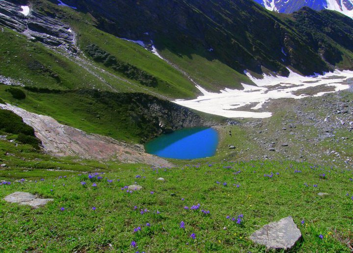 Beas Kund Himachal Pradesh