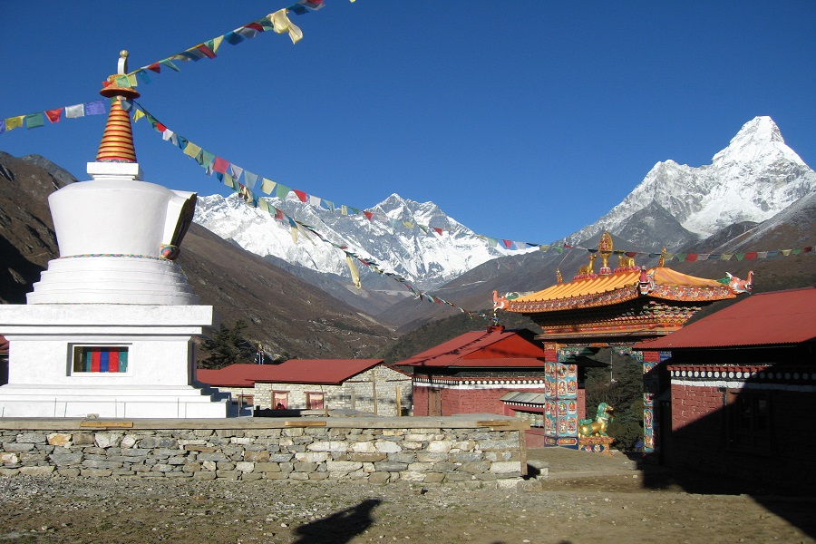 Nepal Everest Base Camp Trekk