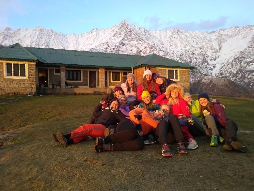 Women Only Trek to Triund in Himachal