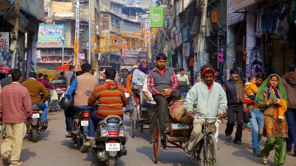 Chandni Chowk tour in Old Delhi