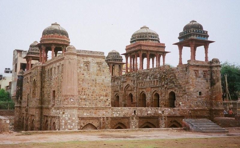 Jahaaz Mahal Fort, Delhi