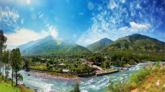 Khajjiar - mini Switzerland of India