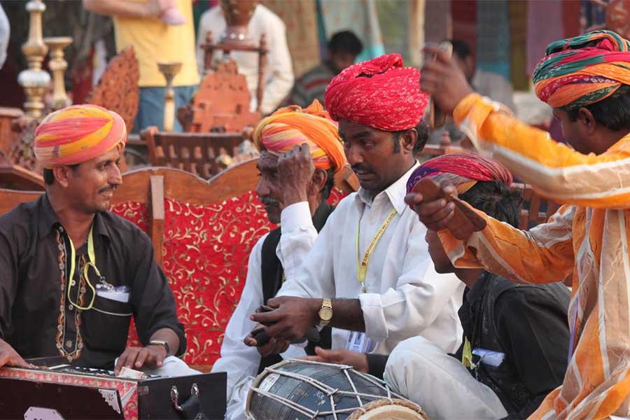 Rajasthan Cultural Program