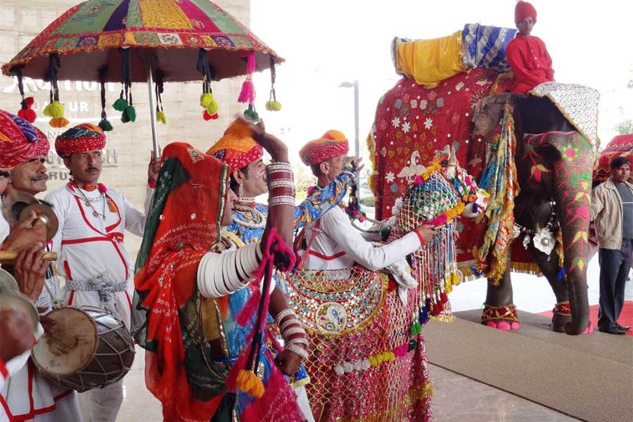Rajasthan Festive Program