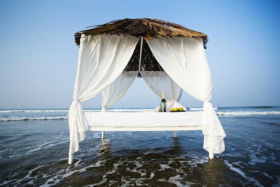 Goa Luxury Beaches