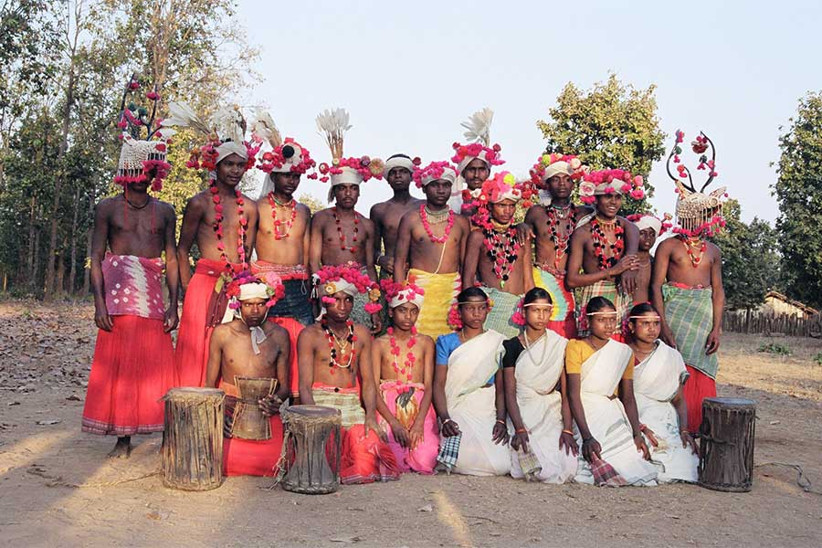 Tribal Tribe in Odisha
