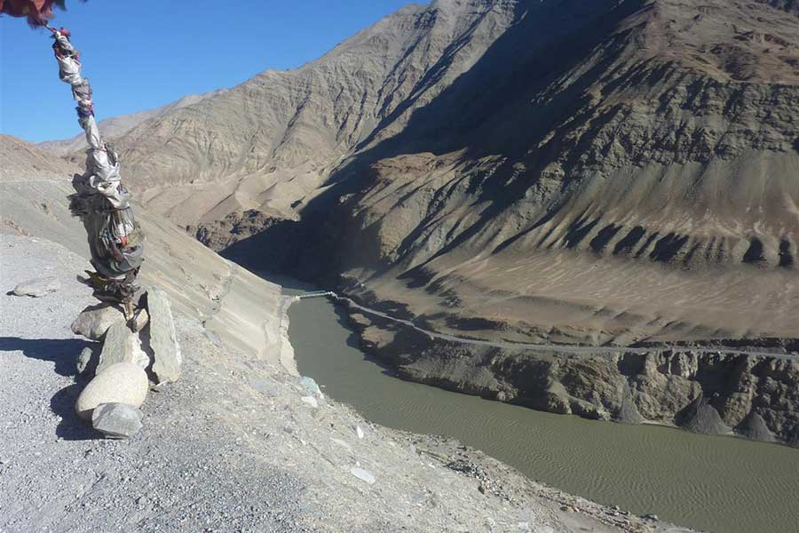 Valley of Zanskar (Darcha - Padum)
