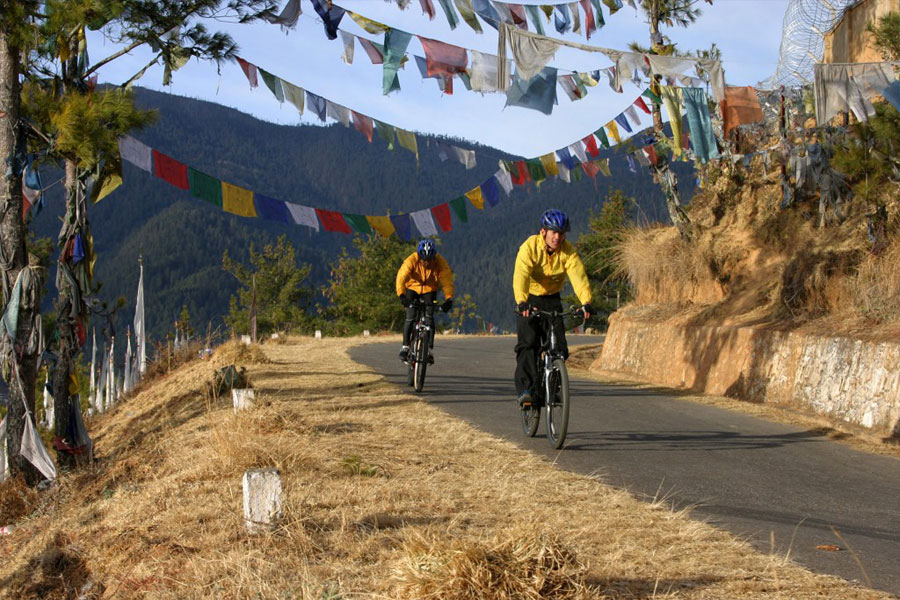Mountain Biking at Kumaon