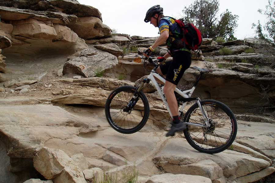 Mountain Biking at Garhwal