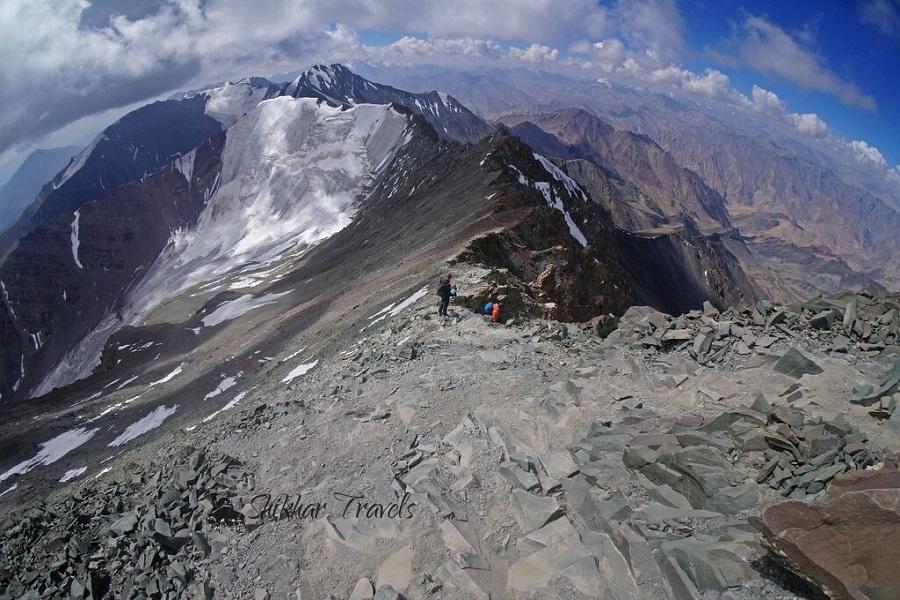 Mount Stok Kangri Expedition (6153 M)