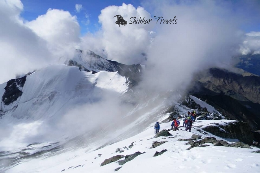 Mount Stok Kangri Expedition (6153 M)