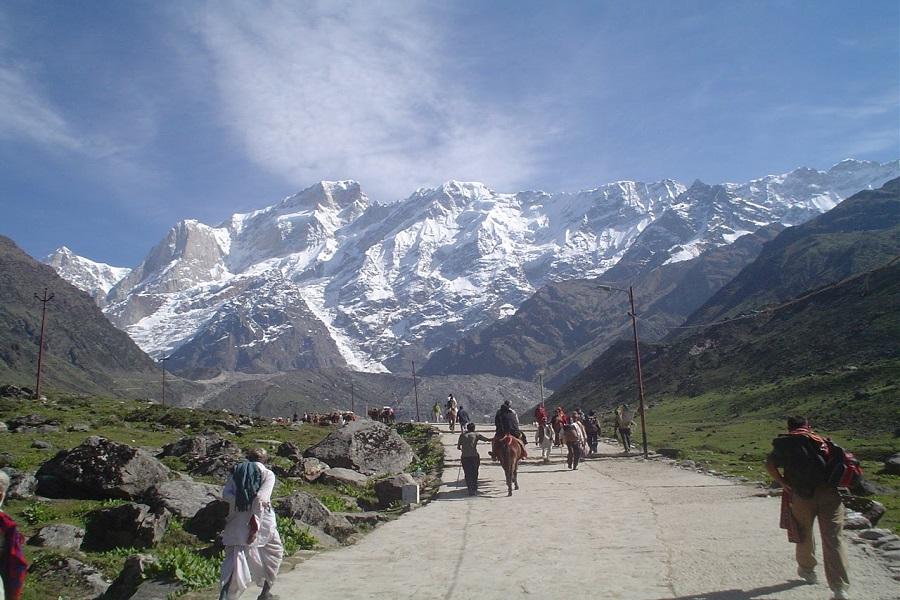 Gangotri Badrinath Tour