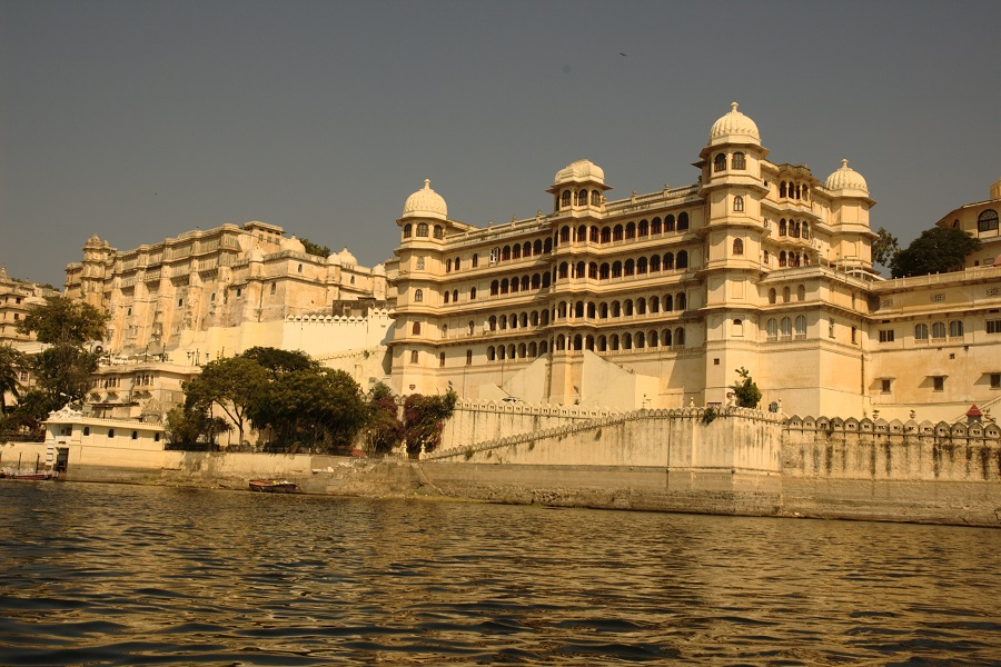 The Luxurious Golden Triangle