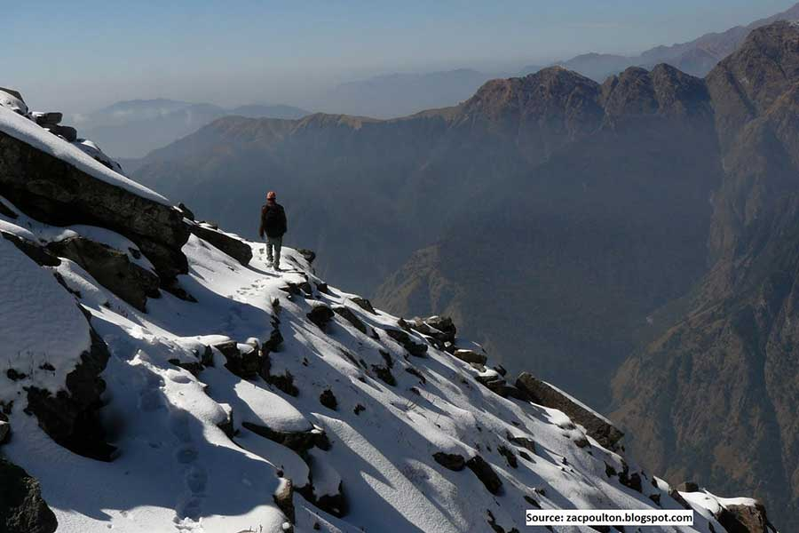 Nandadevi Trek - Garhwal Himalaya, Uttarakhand