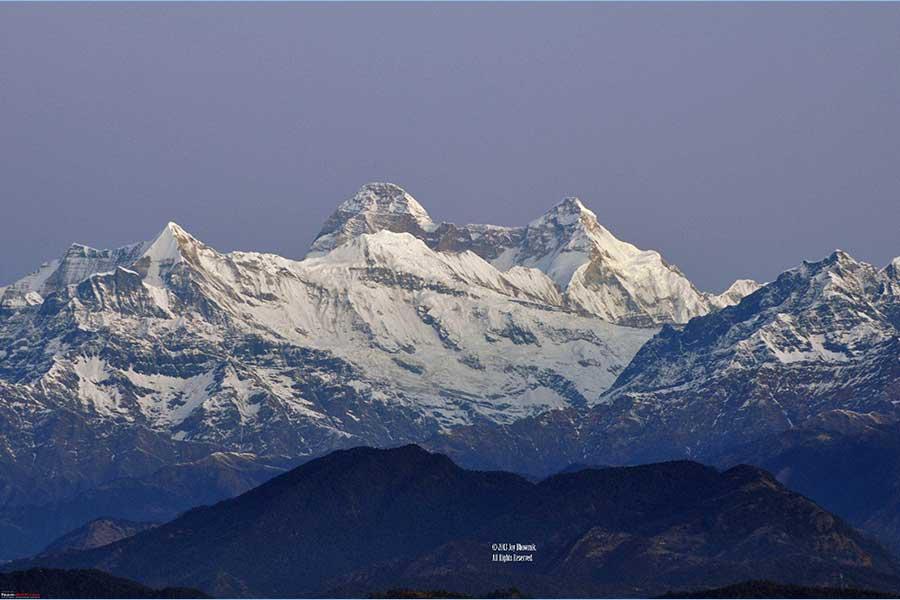Nandadevi Trek - Garhwal Himalaya, Uttarakhand | Shikhar Travels