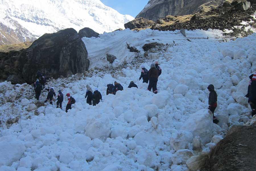 Pindari Glacier Trek - Garhwal Himalaya, Uttarakhand