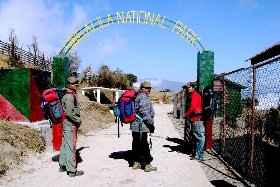 Sandhakphu Trek 2020 Trekking In India Shikhar Travels