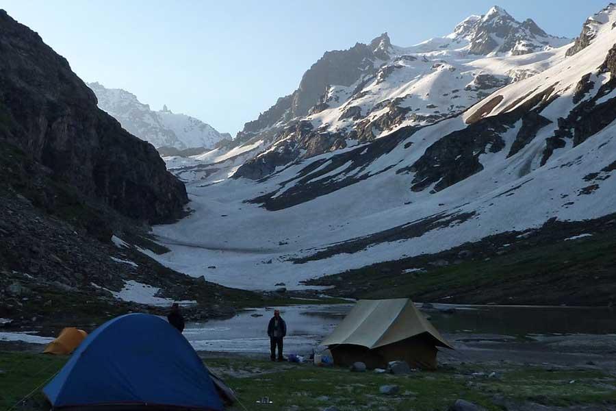 Hampta Pass Trek Trekking In India Shikhar Travels