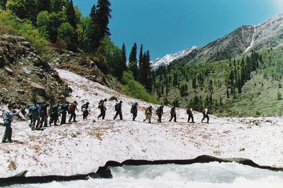 Kullu Shimla Trek