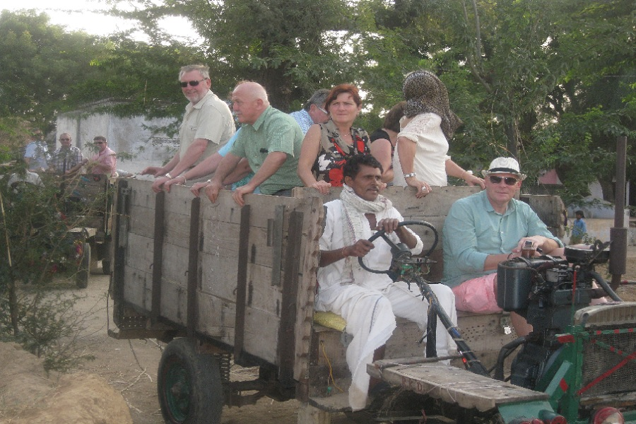 Agricultural Tour India