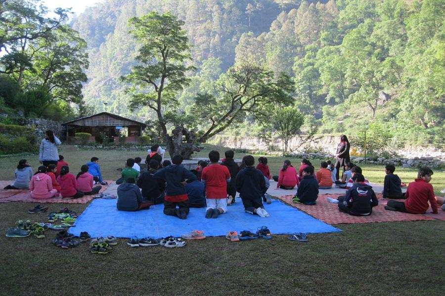 Yoga Retreat Tour in Himalayas