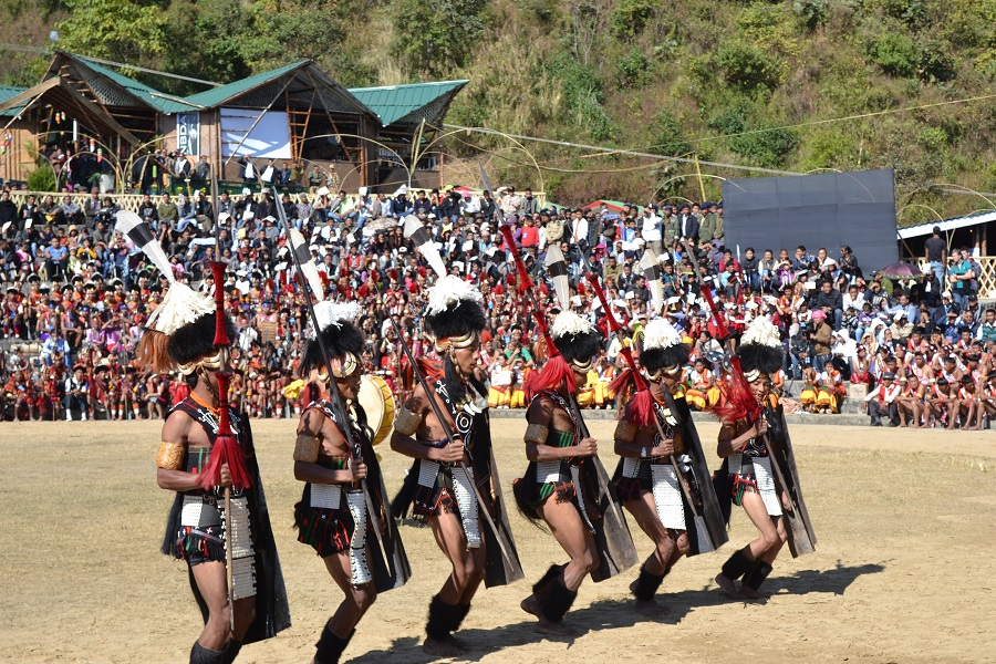 Sangai & Hornbill Festival Nagaland 2017
