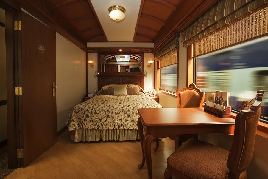 Junior Suite onboard Maharajas Expresss