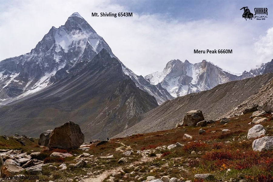 Mount Shivling Expedition