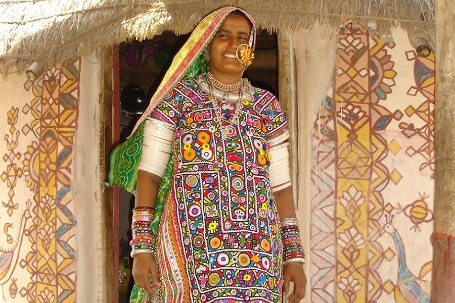 Gujarat Textile Tribal and Safari Tour
