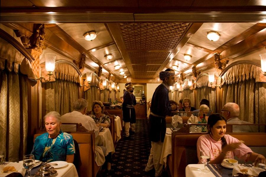 Onboard Restaurant