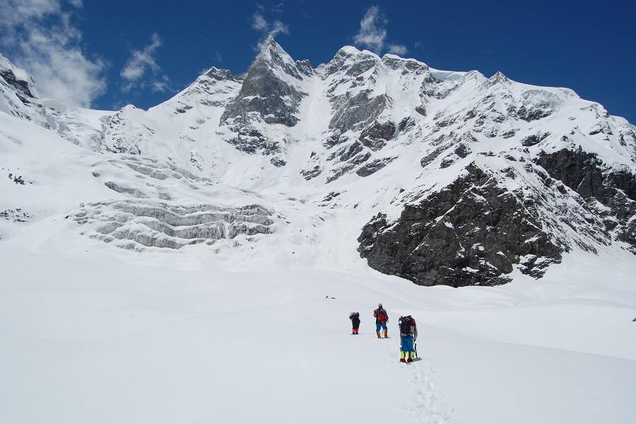 Mt. Menthosa Expedition (6443 M)