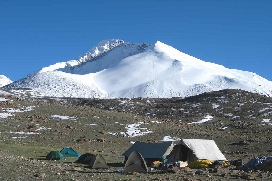 Mt. Kang Yaste & Stok Kangri Expedition (6400 M, 6153M)