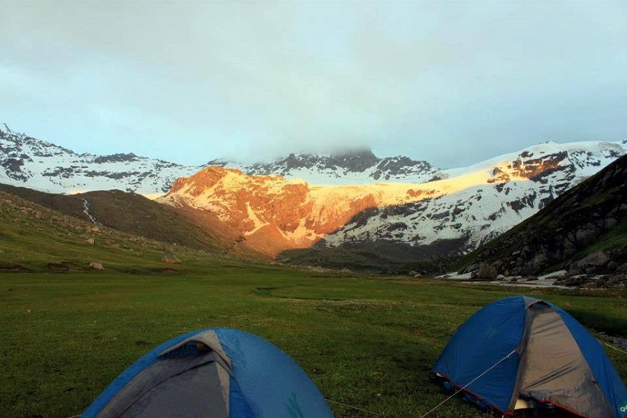 Mt. Deo Tibba Expedition (6001 M)