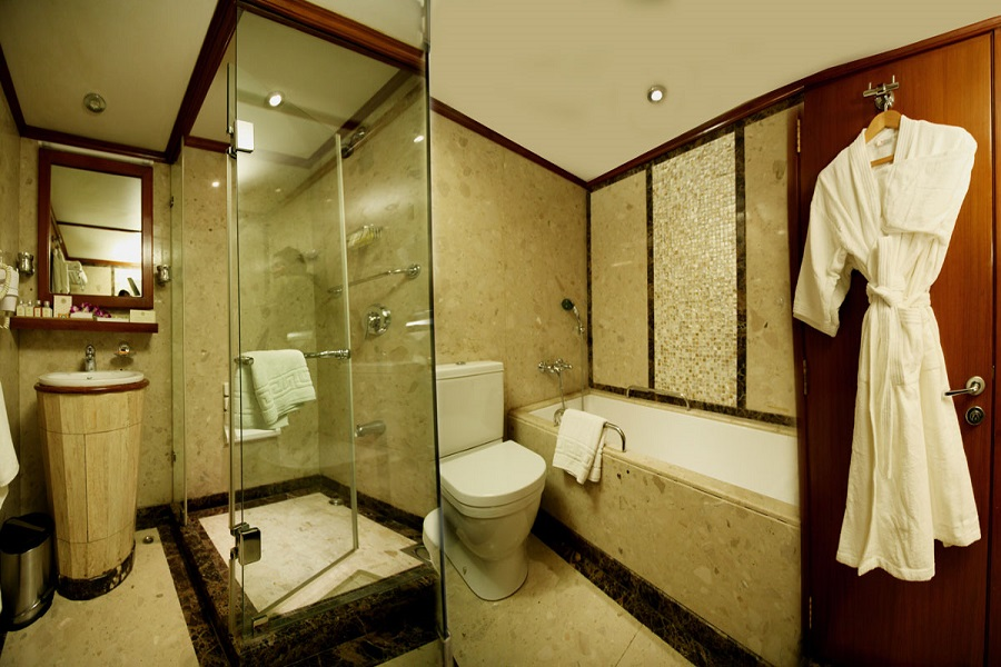 Onboard Bathroom