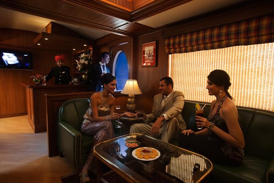 Onboard Lounge