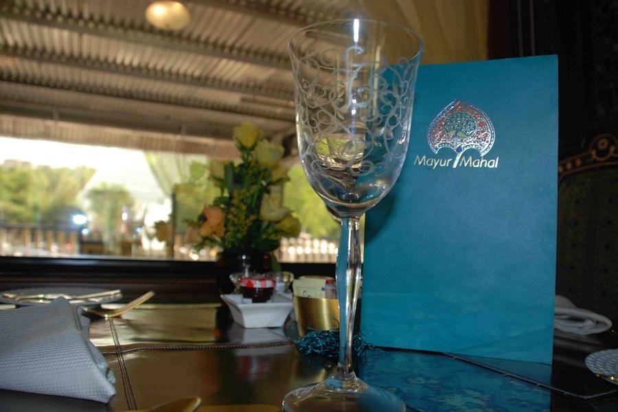 Mayur Mahal Restaurant - Maharajas Express