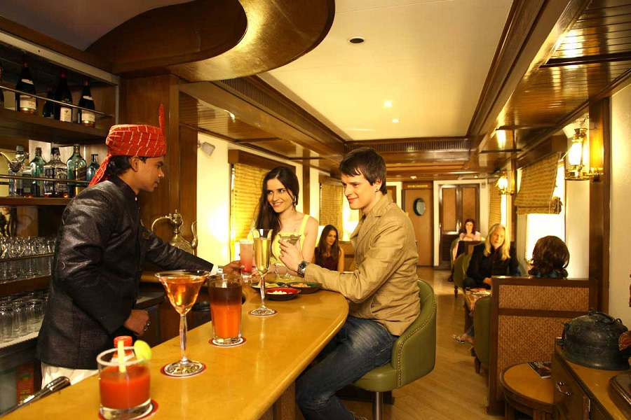 The Indian Panorama Maharajas Express Indian Luxury Trains