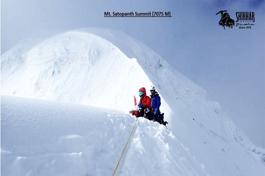 Mt. Satopanth Expedition (7075 M)