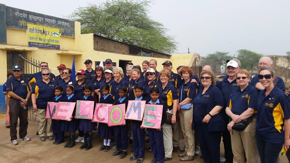 Polio Immunization Tour