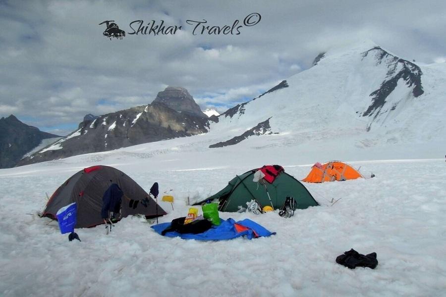 Expedition to Mount Stok Kangri & Mount Nun (6150M & 7135M)